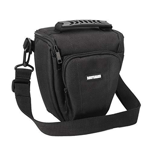 Bodyguard Borsa fotografica SLR Colt Easy nero, ADATTA PER Nikon D800 D3500 D5300 D5600 D7500 Canon...