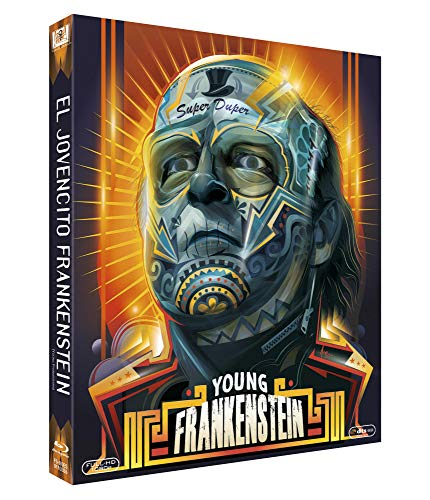 El-Jovencito-Frankenstein-Halloween-Blu-Ray-Blu-ray