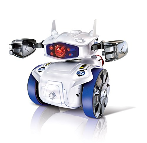 51Zmhl6uaRL - Clementoni - Cyber Robot (Clementoni 55124.803)