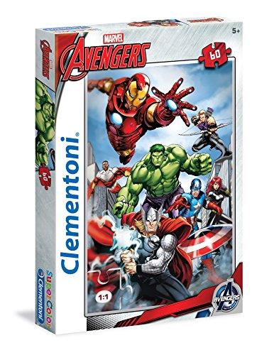 Clementoni 26932 - Avengers Puzzle, 60 Pezzi