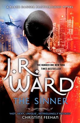 The Sinner (Black Dagger Brotherhood) by [Ward, J. R.]