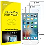JETech 0813 - Pellicole Protettive per iPhone 6s Plus e iPhone 6 Plus in Vetro Temperto, confezione da 2 pezzi