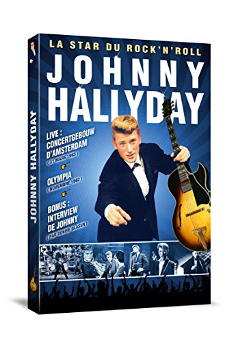 Johnny Hallyday – La Star du Rock'N'Roll (DVD)