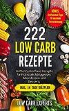 222 Low Carb Rezepte