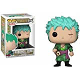 FunKo Figurine Pop Vinyl-Zoro, 23191, Multicolore