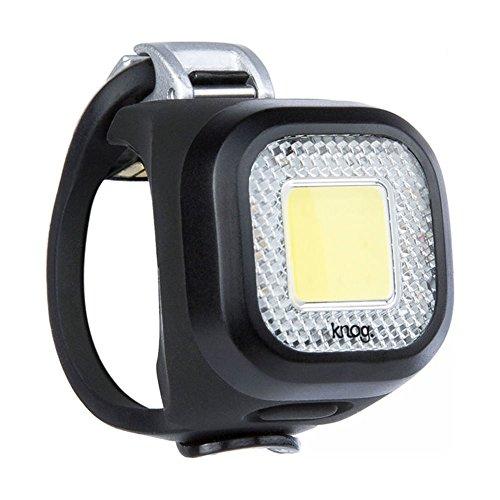 Knog Chippy Illuminazione Unisex, per Bici da Adulto, Colore: Nero