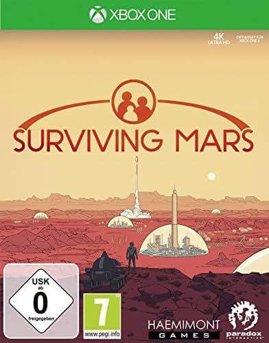 Surviving Mars [Xbox One]