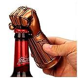 CHESUN Apri Bottiglia di Birra - Guanti Infinite War Apri Tappo per Bottiglia di Birra - Ideale per Bar per Amanti della Birra Party Regali di Compleanno eccellenti 6.5 * 13cm (2.55 * 5.11in)