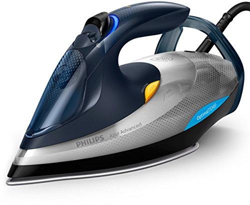 Philips GC4930/10 PerfectCare Azur Advanced Ferro a Vapore, Tecnologia OptimalTEMP, Colpo Vapore 210...