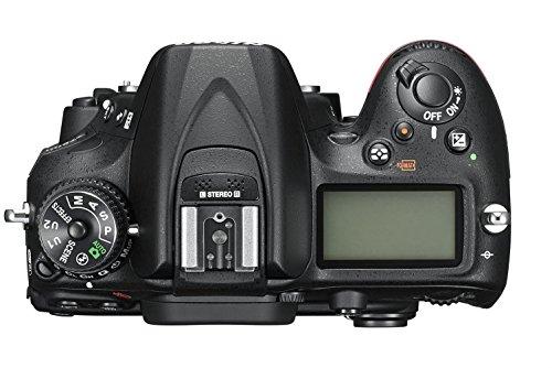 Nikon D7200 - Cámara digital réflex de objetivo único, color negro