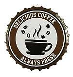 Plate Coffee Shop / Bar / Lounge Retro Lustige Dekor Pest
