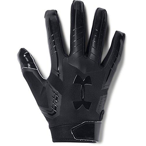 Under Armour Guanti Football UA F6 - Black/Black - Large