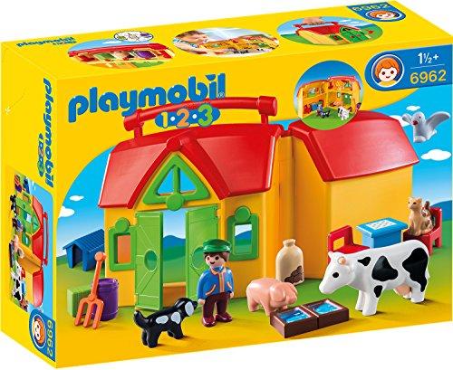 PLAYMOBIL 6962 - Mein Mitnehm Bauernhof