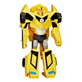 Transformers - B0897 - Figurine - Transformer - Rid 3-Step Bumblebee