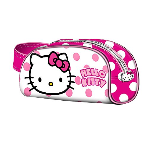 Karactermania Hello Kitty Astuccio, 20 cm, Rosa