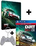 DiRT Rally 2.0 [Day One STEELBOOK Edition] + Schlüsselanhänger