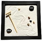 Giardino Zen 25 x 25 x 2 cm
