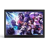 7 Zoll Portable Monitor UPERFECT Gaming Tragbarer Bildschirm Display Auflösung 1280 × 800 HDR IPS Dual Mini HDMI für PS Xbox Ns PC MAC Raspberry Pi FPV