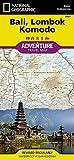 Bali, Lombok, and Komodo Travel Maps International Adventure Map (National Geographic Adventure Travel Maps)