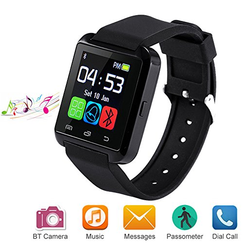 Letopro Smartwatch Bluetooth Orologio Intelligente Compatibile con Android iOS Smartphone.Smart...