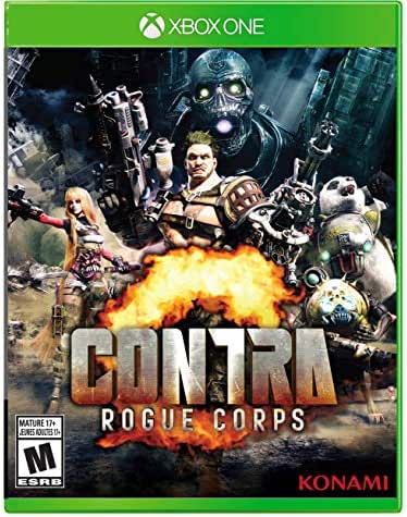 Contra Rogue Corps XBox One US Import