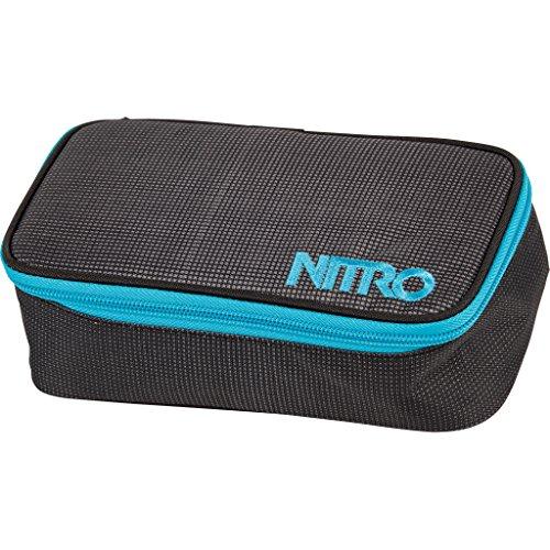 Nitro Snowboards 2018 Astuccio, 21 cm, Grigio (Blur Azul Trims)