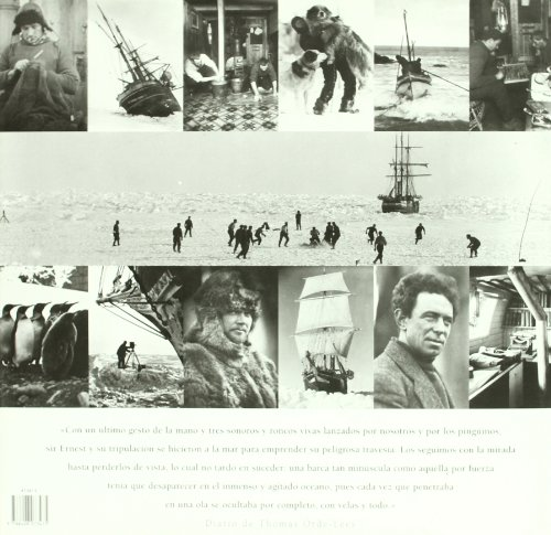 Shackleton. La odisea de la Antártida (Ilustrados) 1