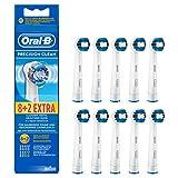 Oral-B Precision Clean - Cabezal de recambio, pack de 10 unidades