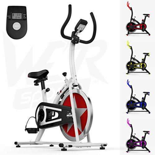 We R Sports C100 Vélo de Formation à l'intérieur Blanc