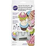 Wilton Decorating Piping Icing Tips Set for Cupcakes, 12 Piece Set