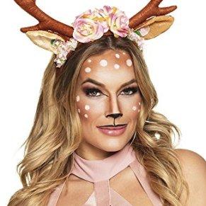 shoperama Kitz Bambi Ren REH Accessoire pour déguisement de cerf