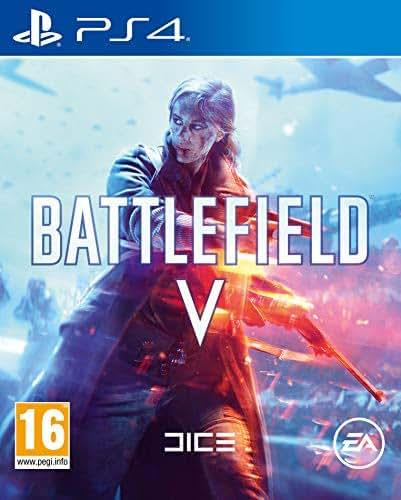 Battlefield V Pegi Uncut PS4