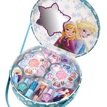 DISNEY Princess Reine des Neiges Coffret Mallette de Maquillage Frozen Forever Sisters