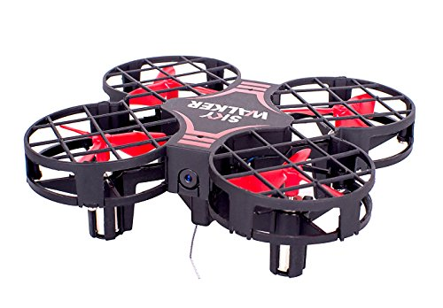 Idea S 17127s823W WiFi RC Drone con Camera FPV Quadrirotore altezza stabilizzazione, One Key...