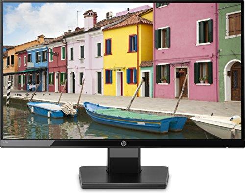 HP 22W Monitor per PC Desktop 22', 5ms, Full HD (1920 x 1080), IPS Retroilluminato a LED, Nero