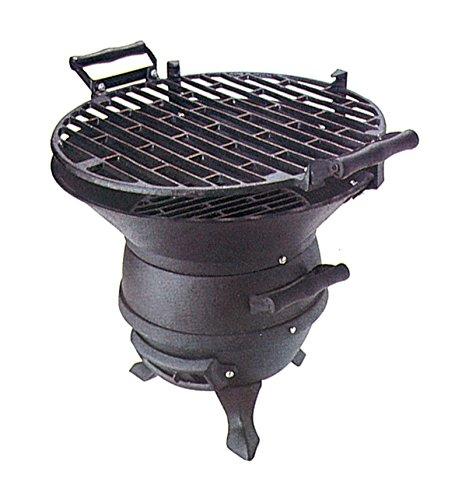 BBQ - Barbecue in Ghisa Lampo Diam.36