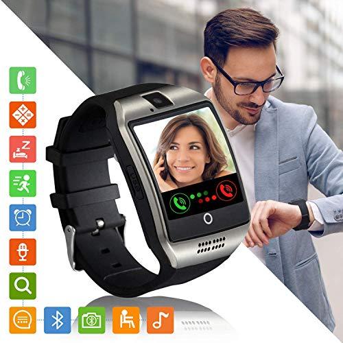 Smartwatch Orologio Fitness Uomo Donna, Fitness Tracker Orologio con SIM Slot Fotocamera Contapassi...