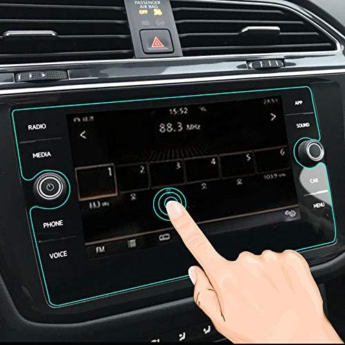 ELECTROPRIME Car GPS Screen Protector Control Navigation for Tiguan Anti-Fingerprint