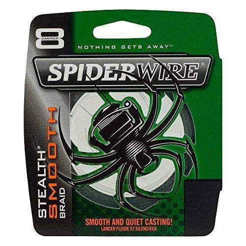 Spiderwire Stlth Angelschnur Ultracast, Moosgrün, 300 m/0.14 mm