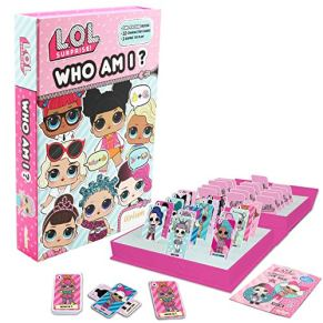 L.O.L. Surprise! Munecas LOL Surprise Dolls Juguete para Ninas Actividad Creativa Actividades de Fiesta para Nina Confeti Glitter Pops L O L