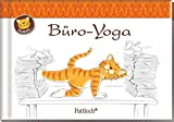 Oommh-Katze: Büro-Yoga