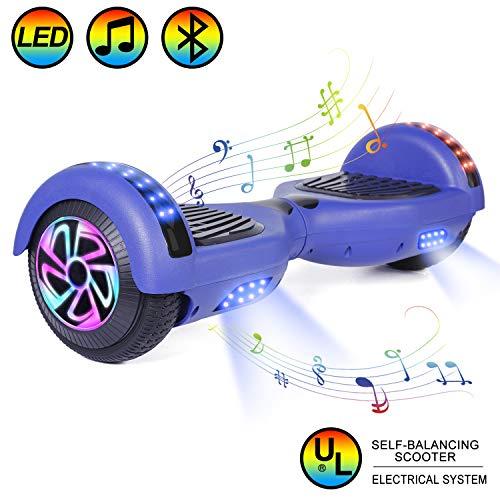 HOVER-ONE 6.5 'Scooter Elettrico autobilanciante, 2 Ruote autobilanciamento Hoverboard, con...