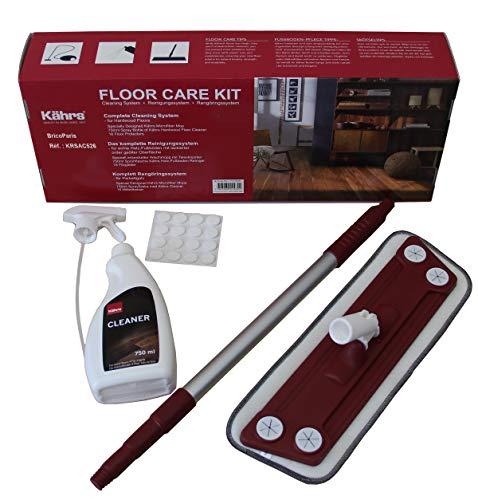 KÄHRS Floor Care Kit - Set pulizia