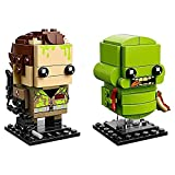 LEGO Brickheadz Peter Venkman e Slimer, Multicolore, 41622