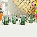 Juego De 4 Vasos Cactus De Chupito