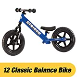 Strider Balance Bike 12 Classic, 18 Months To 3 Years, blue