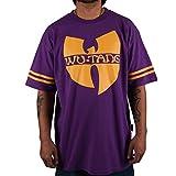 Wu Wear - Wu 36 T-Shirt - Wu-Tang Clan Dimensione S, Colore Purple