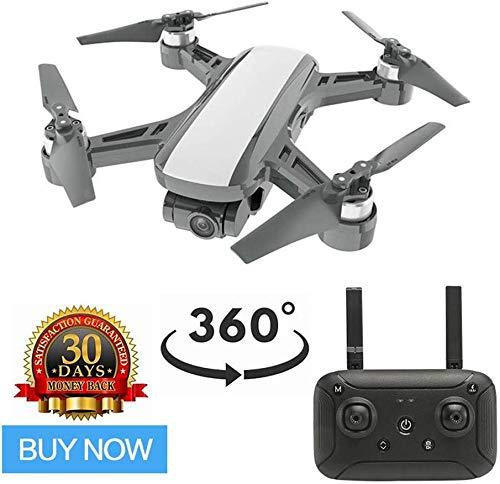 Droni video in diretta, 360 ° ribalta a lunga distanza di controllo, modalità senza testa a lunga distanza, video in diretta HD GPS, quadricottero 35 mm lunghezza focale equivalente con fotocamera