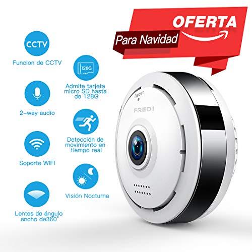960P HD IP Wifi Cámara de Seguridad FREDI,...