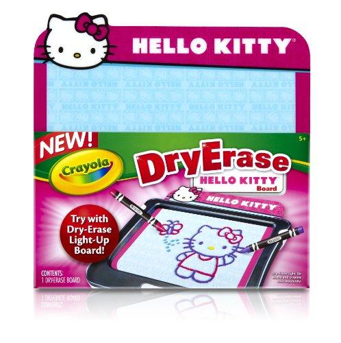 . Hello Kitty Dry-Erase Board